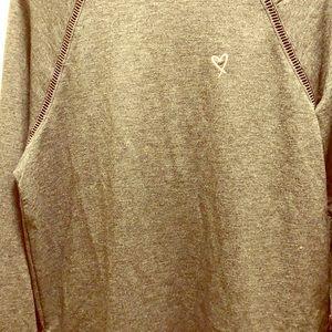 Victoria's Secret grey top